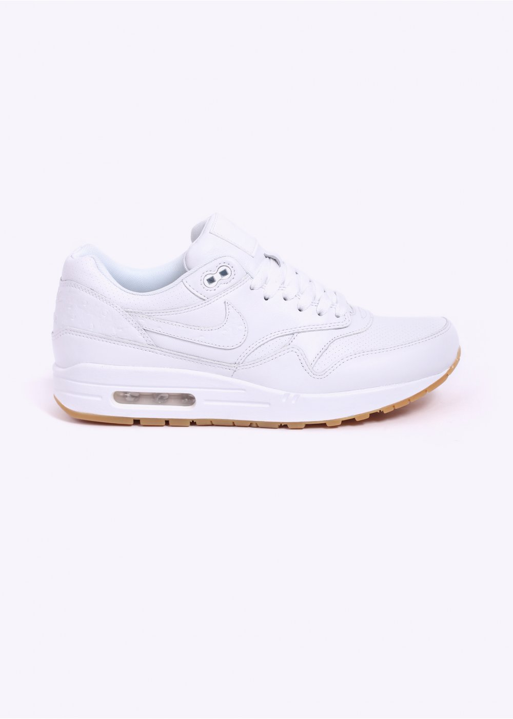 new concept a9d58 e310d Air Max 1 Leather PA   039 Ostrich Pack  039  trainers -