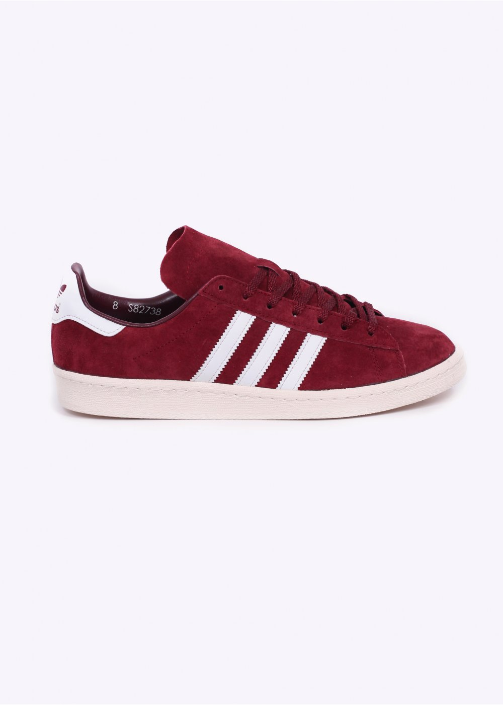 buy online cdcc2 51c6b Campus 80  039 s Japan Trainers - Burgundy