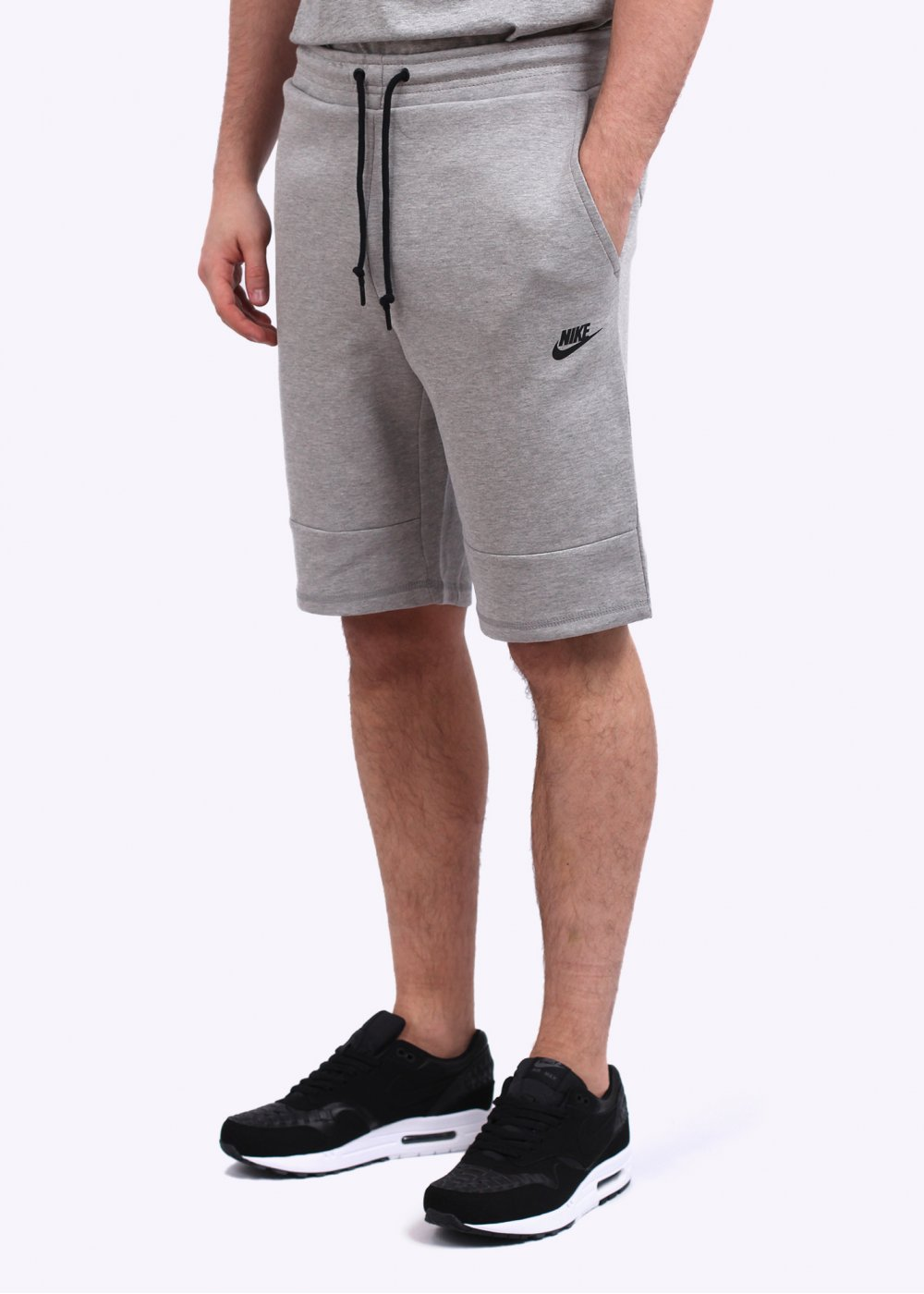 Nike Tech Fleece Shorts - Grey b2057791d67f