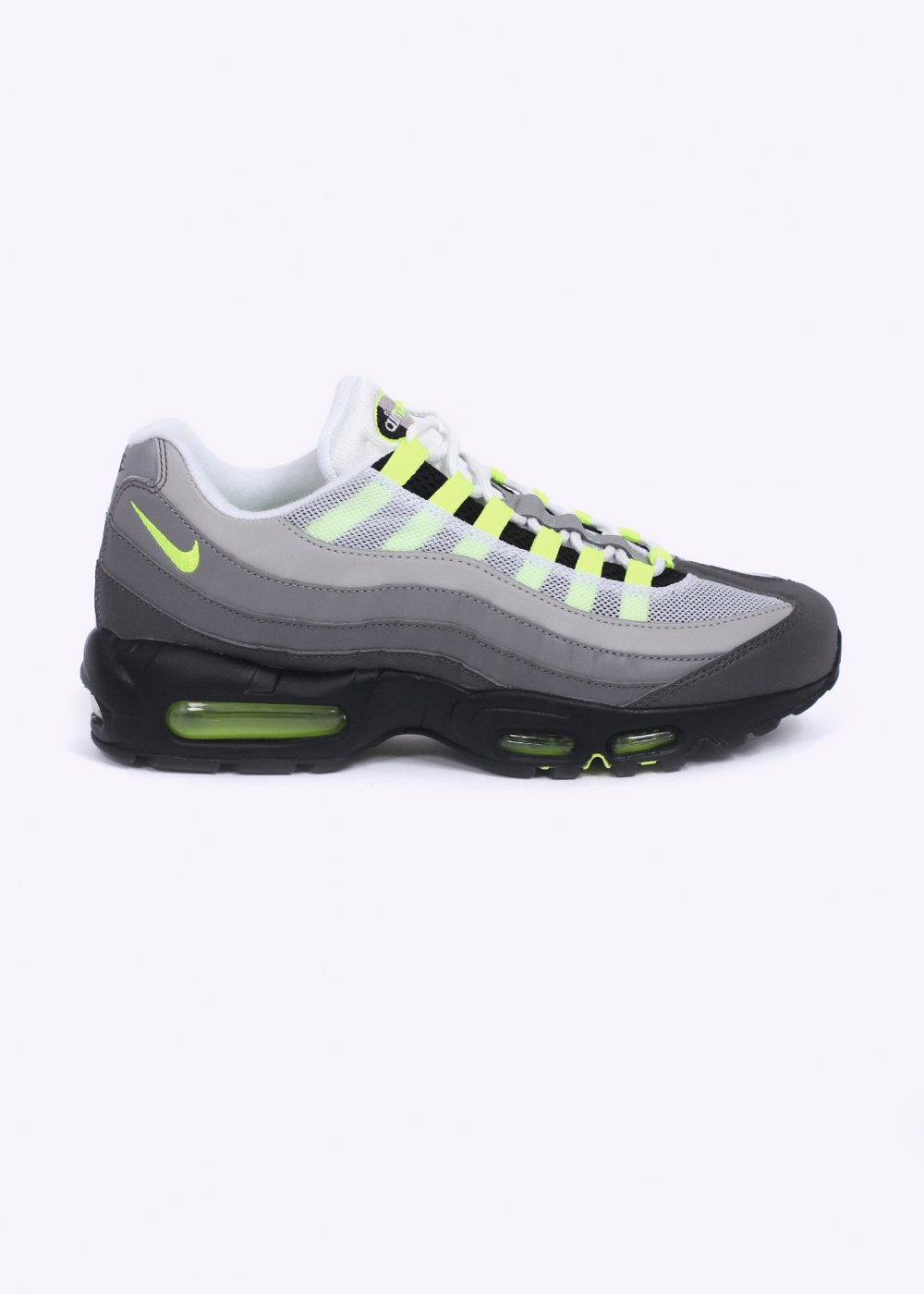 brand new c649d b9cd8 Nike Footwear Air Max 95 OG Premium Trainers - 3M Reflective
