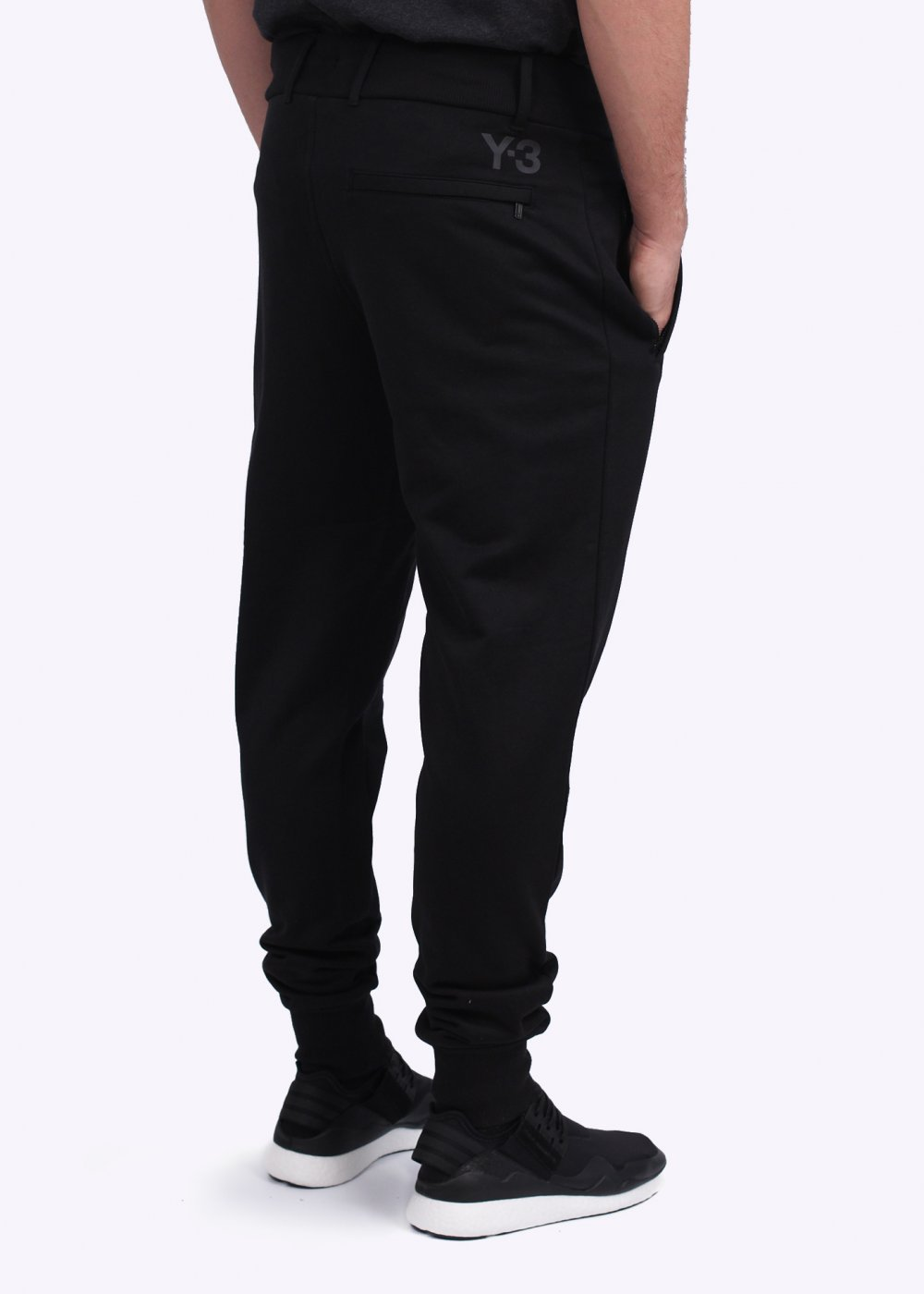 adidas Y-3 CL FT Cuff Pants - Black ad51714e8191