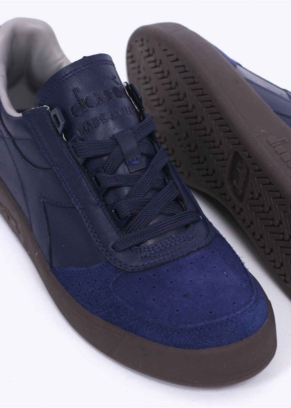 Borg Elite S 'Made in Italy' Trainers - Deep