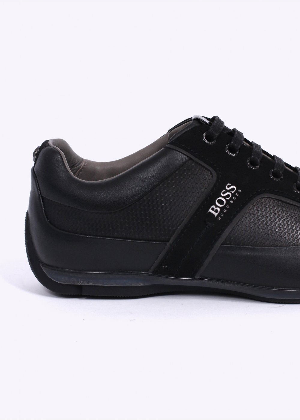 6c46625c07e Hugo Boss / Boss Black for Mercedes - Mercos Shoes - Black