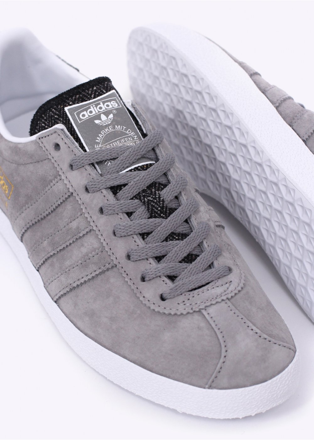 Buy adidas gazelle og grey   OFF63% Discounted a2ea587a8