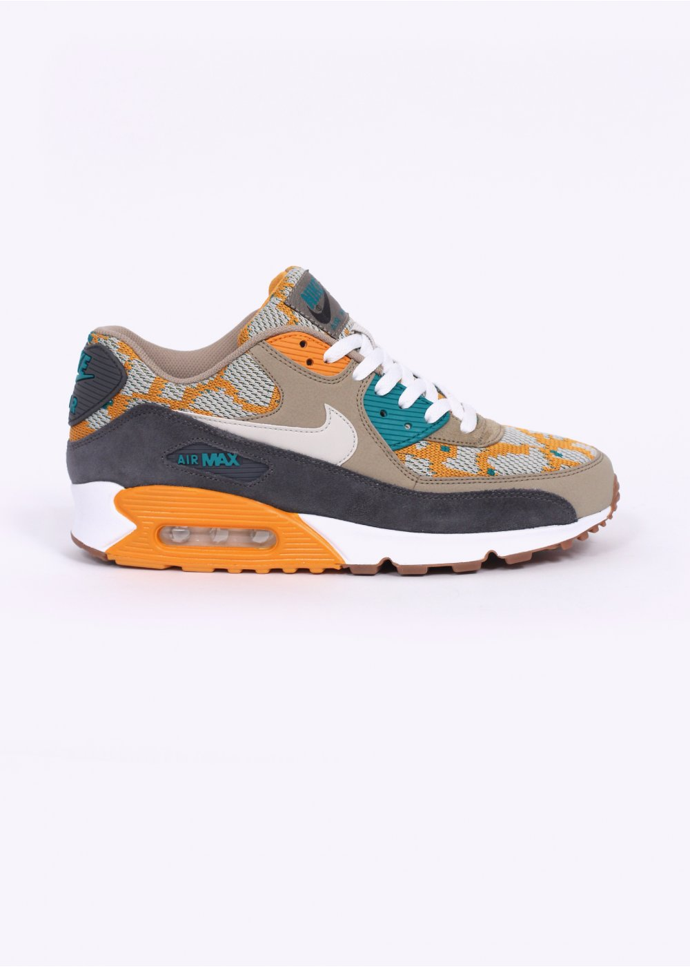 best service 2c983 d69a9 Nike Air Max 90 PA Trainers - Canyon Gold   Light Bone