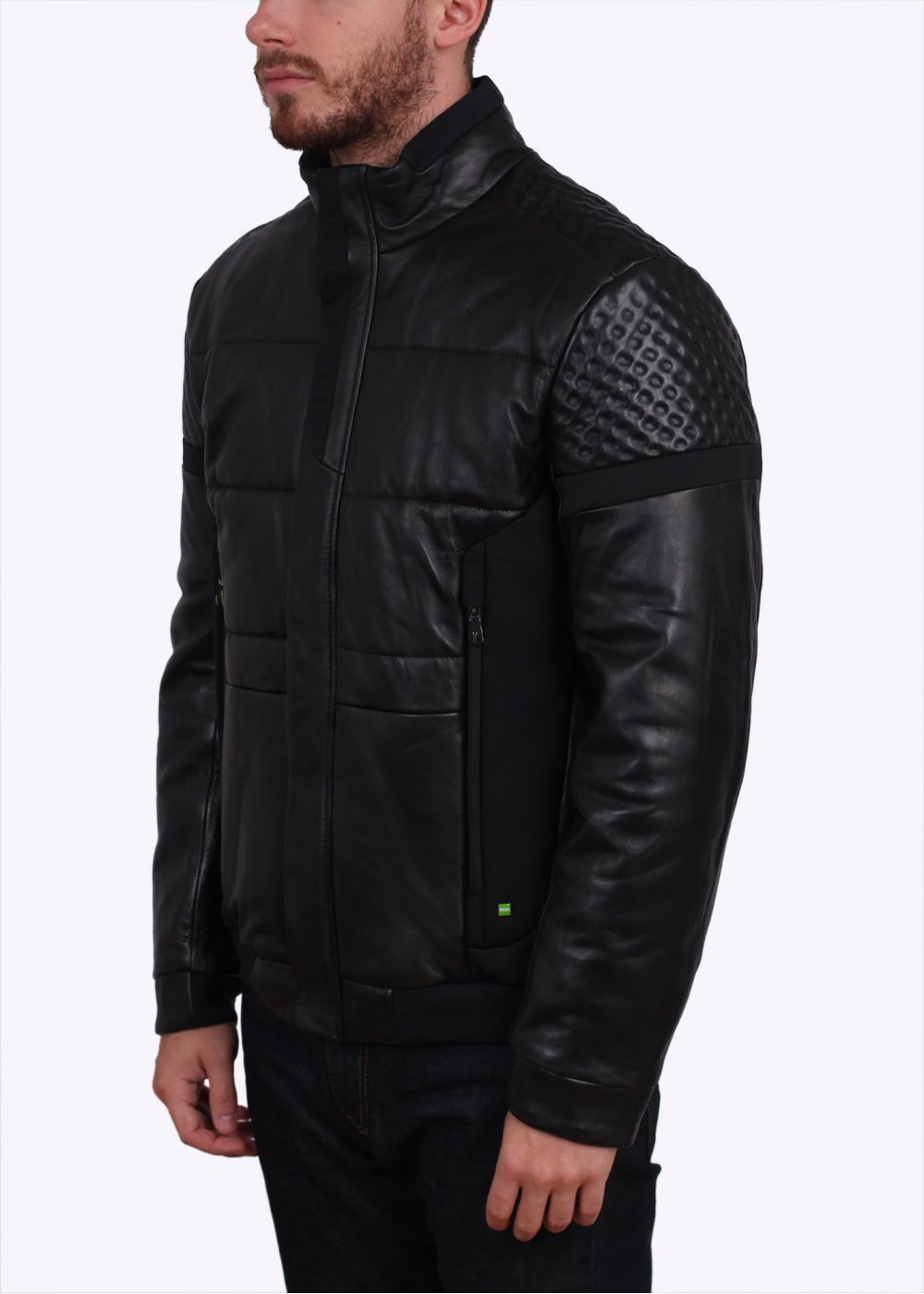 new fashion hugo boss mens jacket coat outerwear male