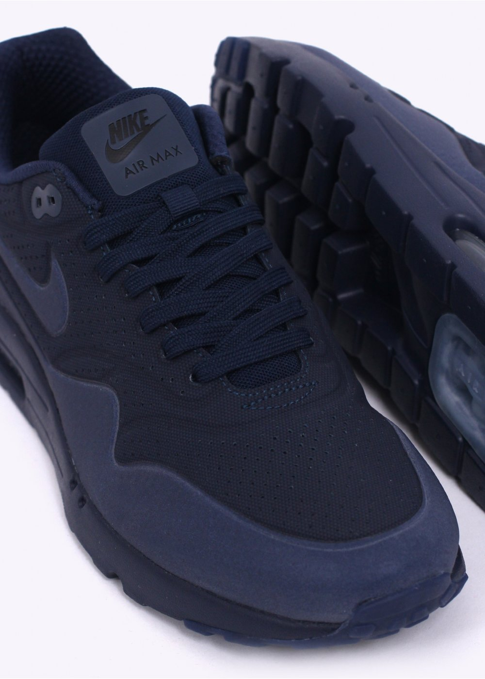 Nike Air Max 1 Ultra Moire Navy | SNEAKERADDICT.NET