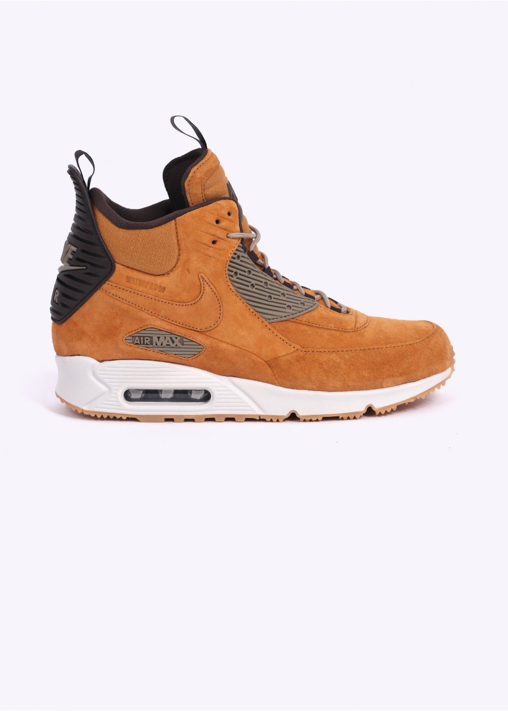 Nike Footwear Air Max 90 Winter Sneakerboots Bronze Bamboo