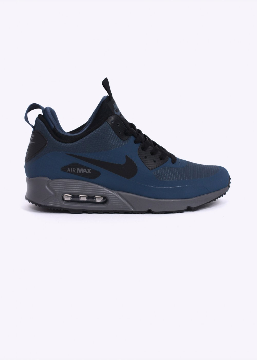 dirt cheap wholesale dealer incredible prices Nike Footwear Air Max 90 Mid Winter Sneakerboots - Squadron Blue / Black