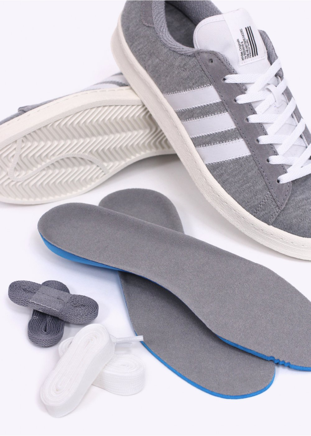 low cost b3117 b9492 ... c1ba0b2 Campus 80s Trainers - Medium Grey 3307dac6  Adidas Originals x  Bedwin The Heartbreakers Campus 80s In Grey Avail – 9f24160 Feature Sneaker  ...