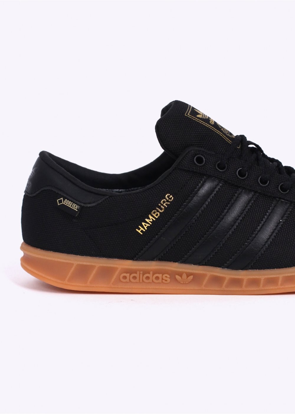 new products f2b35 31a1c adidas hamburg gum