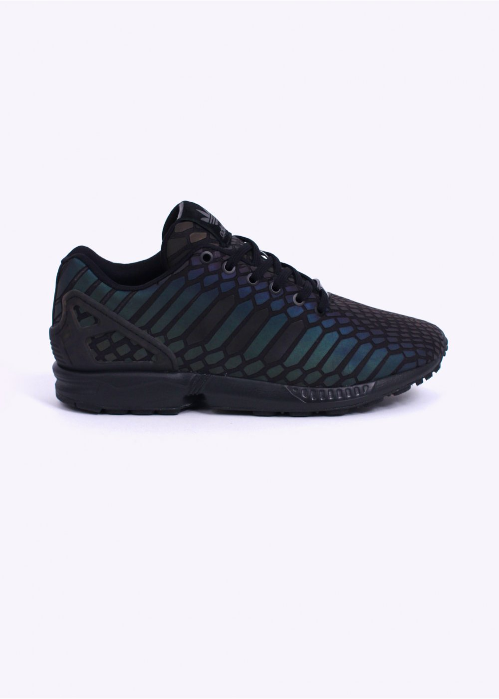 quality design e13ce 0e4f4 adidas Originals Footwear ZX Flux Xeno - Black / Reflective