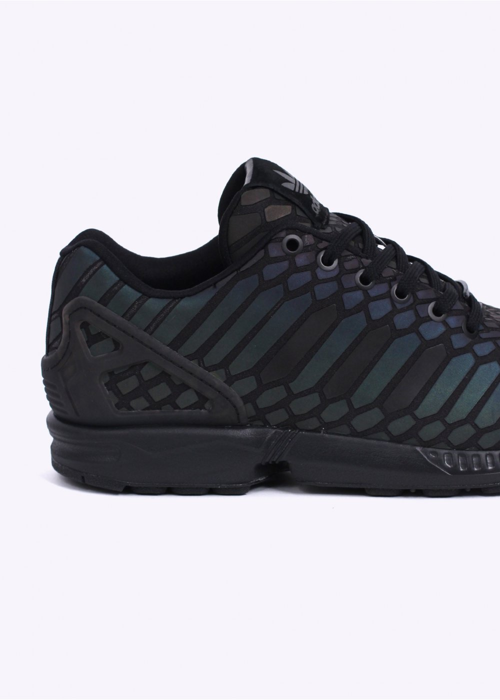 quality design a292b 71f4b adidas Originals Footwear ZX Flux Xeno - Black / Reflective