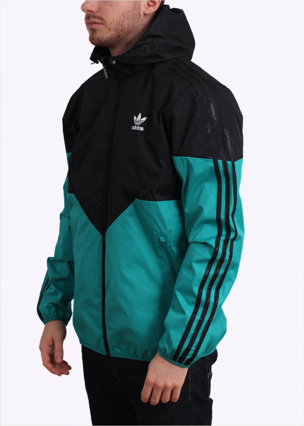 b330bc94b adidas Originals Colorado Wind Breaker - Green