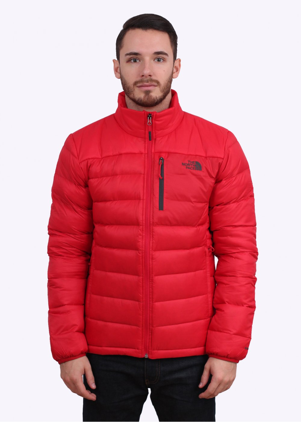 The North Face Aconcagua Jacket Red