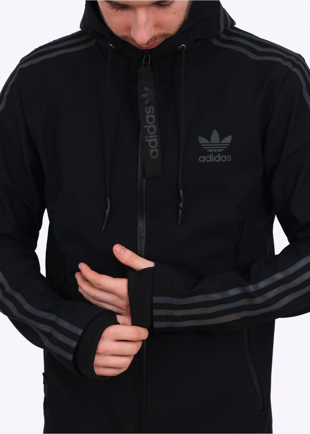 74d27c587 adidas Originals  Xeno Pack  Hoody - Black   Multi Coloured