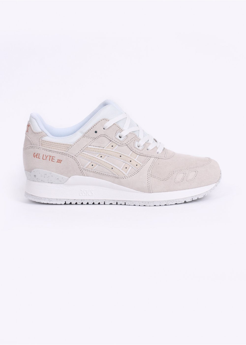"""ASICS Gel Lyte III """"Rose Gold Pack"""" Trainers"""
