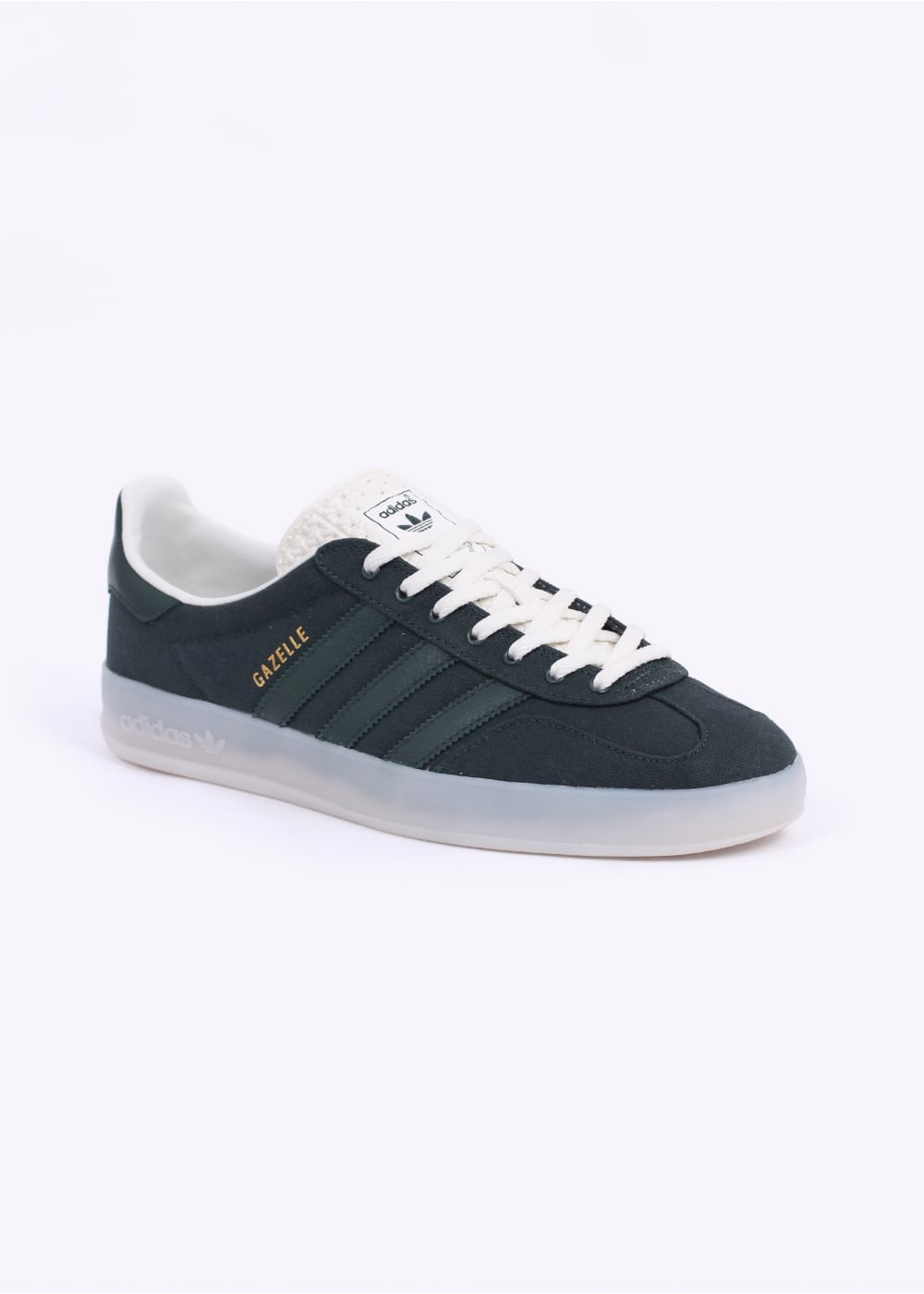 detailed pictures 6842a 1945a Gazelle Indoor Trainers - Mineral Green