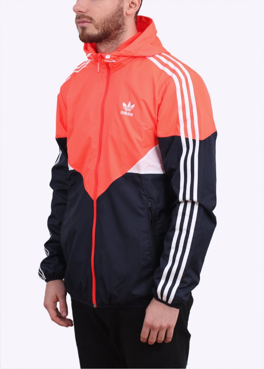 31bedd13d adidas Originals Colorado Windbreaker - Solar Red