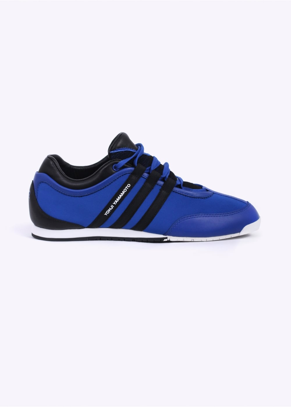 blue y3 trainers