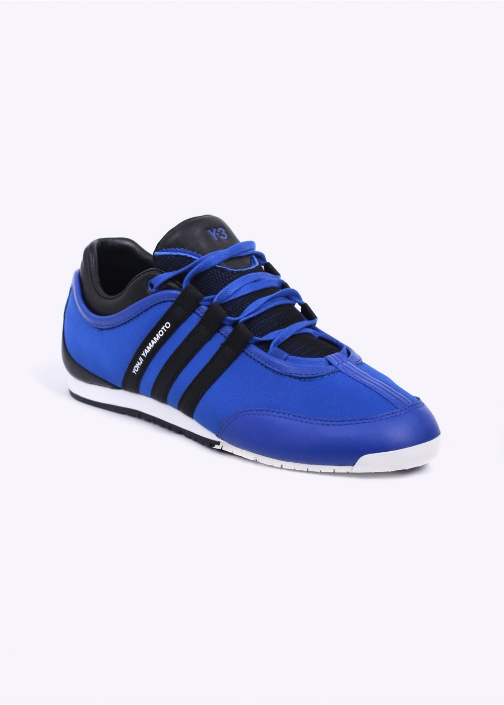adidas Y-3 Boxing Trainers - Electric Blue dde22a47e