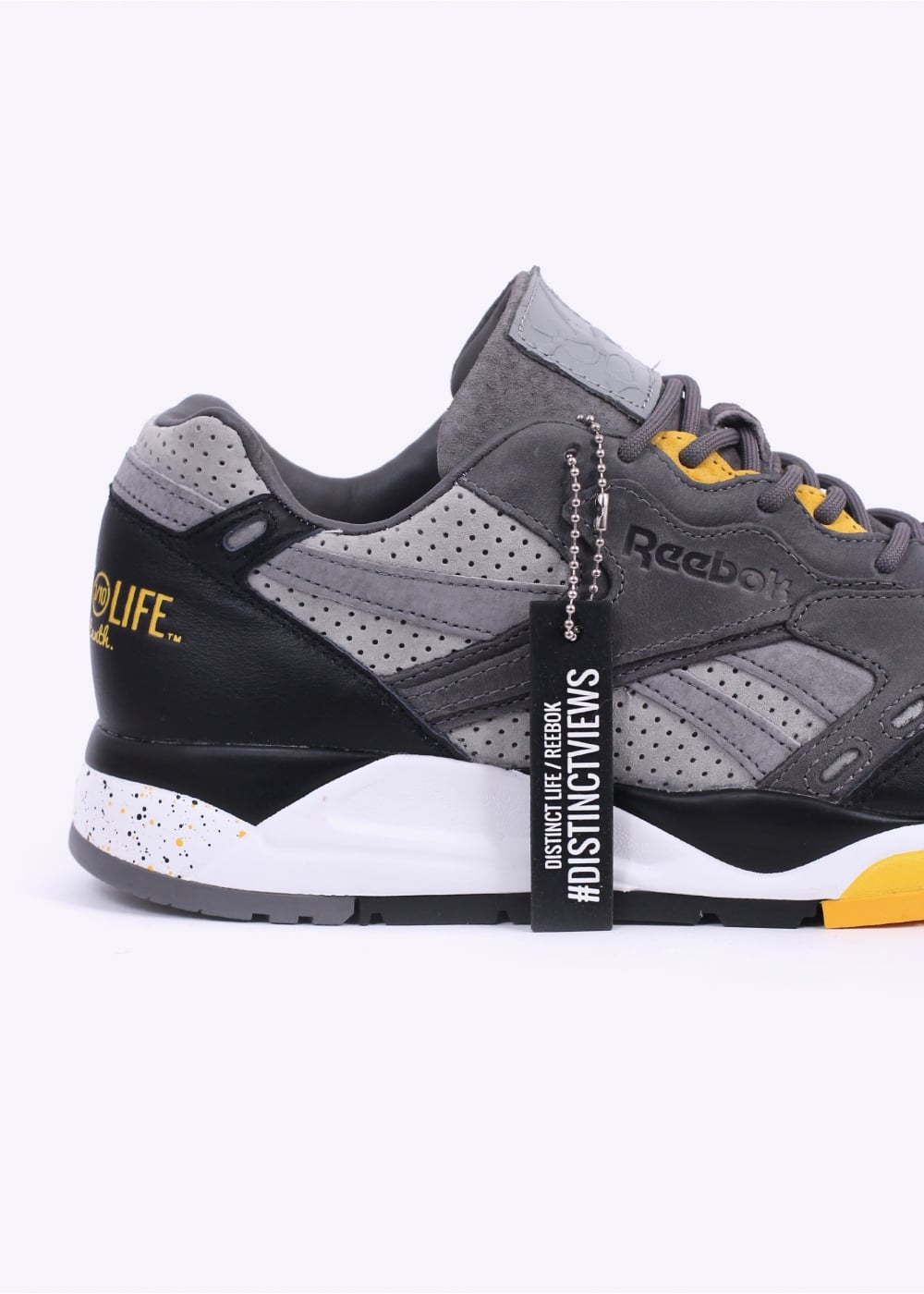 59787597e83 Reebok x Distinct Life Bolton DV  Distinct Views - Detroit  Trainers ...