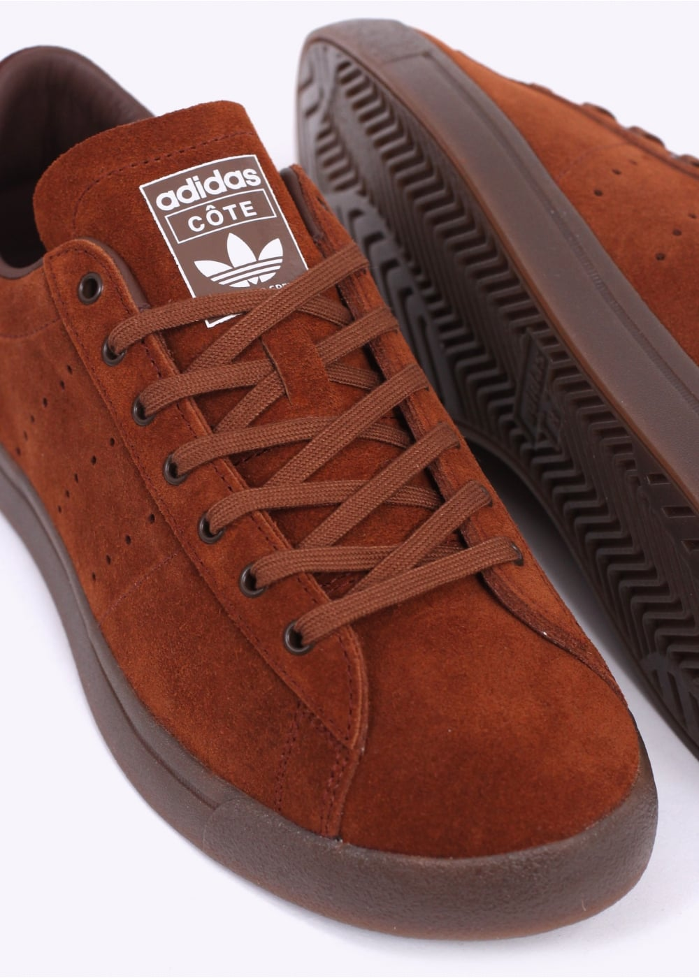 low priced 11d84 4501a SPZL Cote Trainers - Brown   Simple Brown