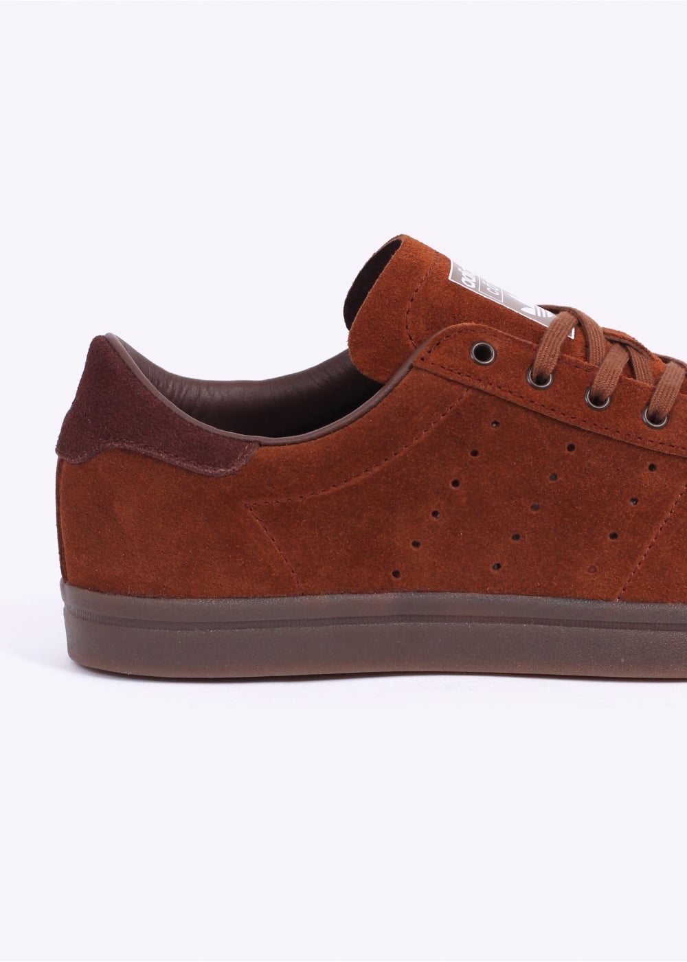 huge selection of 9e90c 0e2d7 SPZL Cote Trainers - Brown  Simple Brown