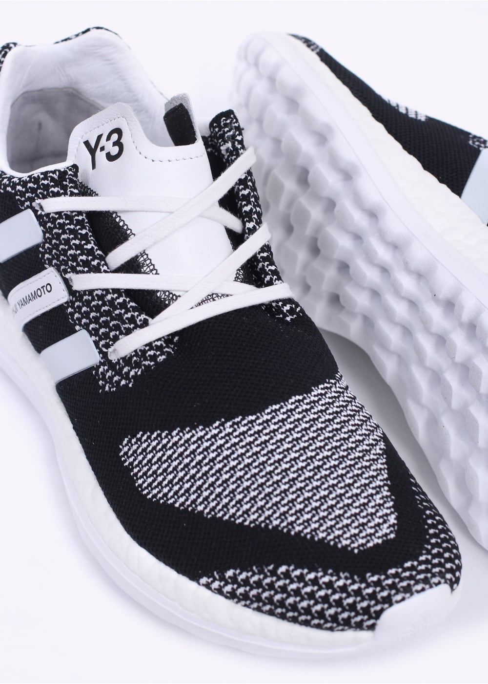 adidas y 3 yohji yamamoto pure boost zg knit los granados. Black Bedroom Furniture Sets. Home Design Ideas