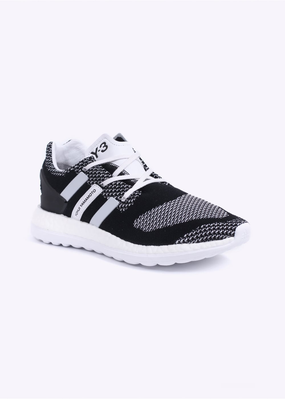adidas y3 white trainers