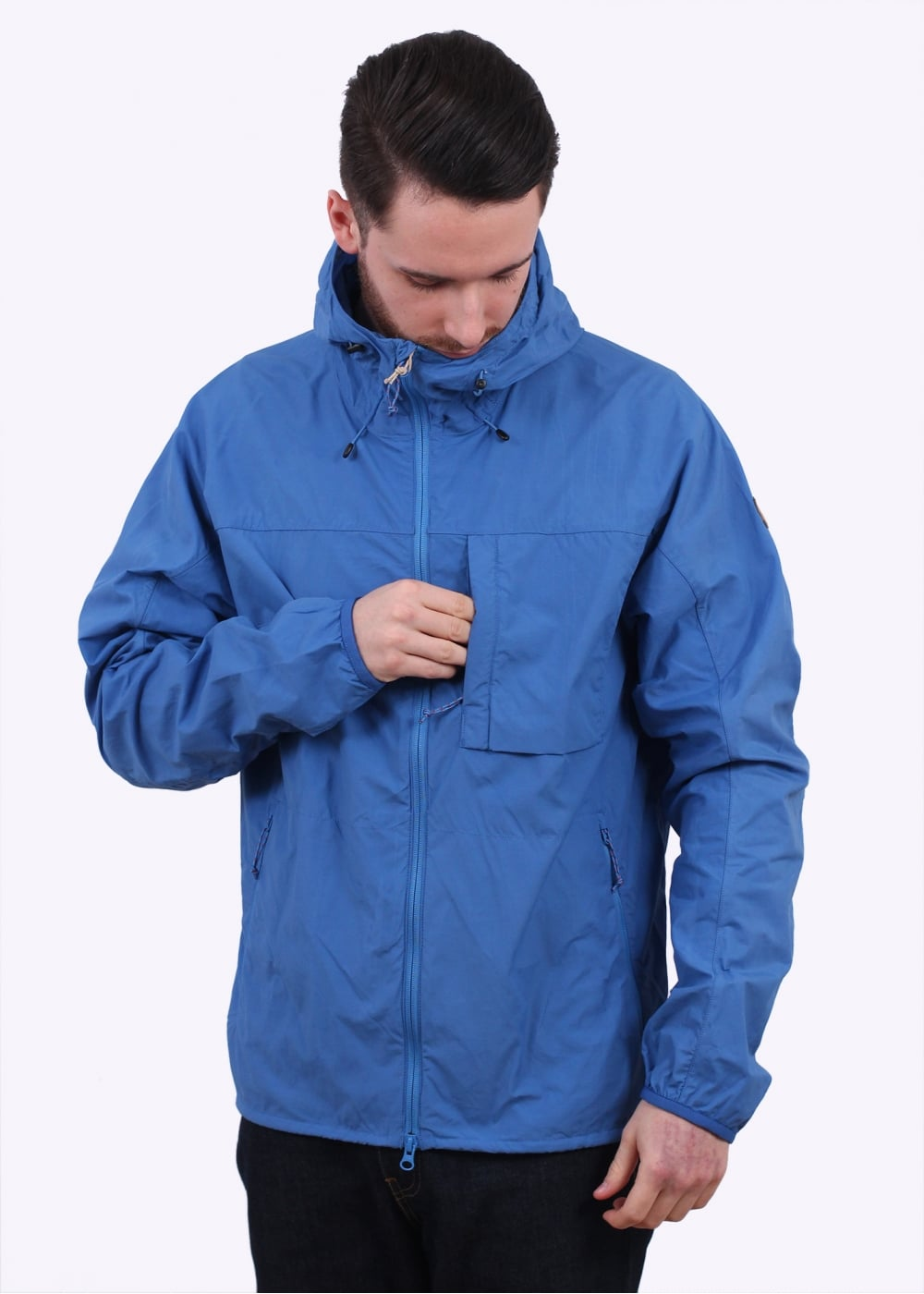 Fjallraven High Coast Wind Jacket Blue