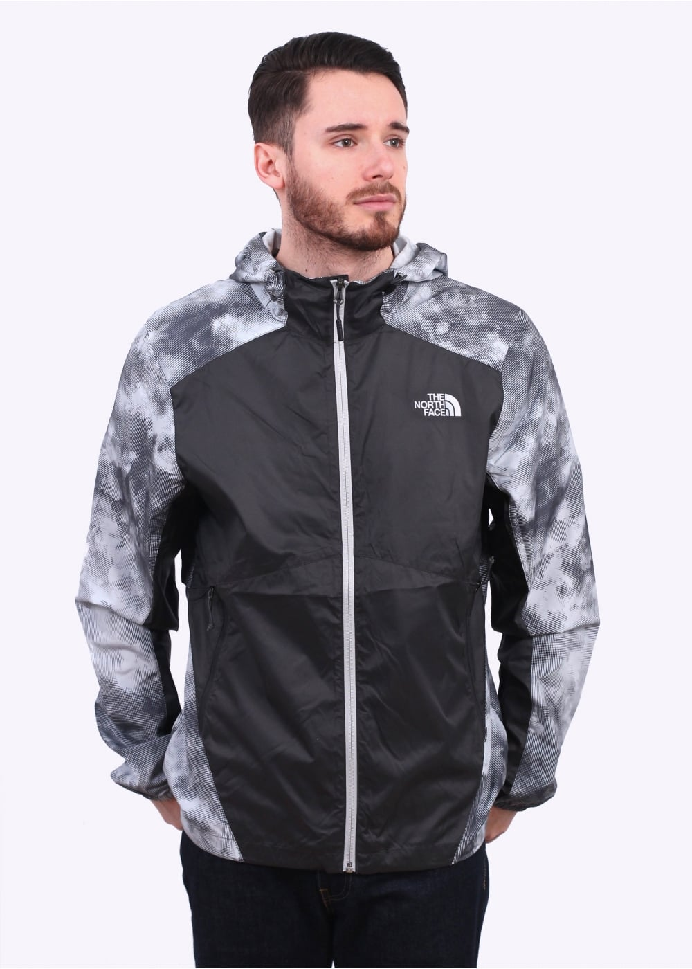 Mens The North Face Flyweight Hoodie