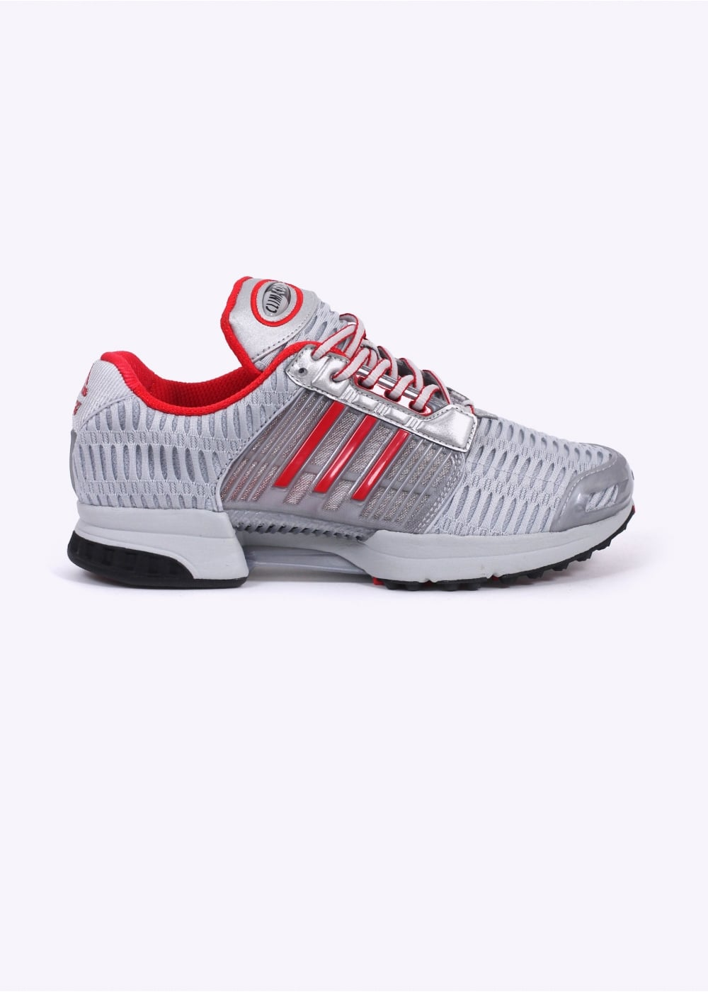 new style 4feb4 293a5 x Coca Cola Climacool 1 - Silver