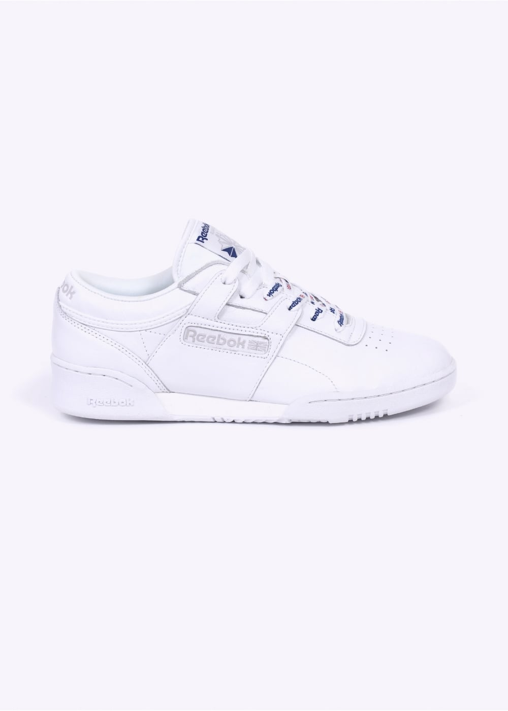 ... Workout Lo Clean 1895 - White  Reebok classic ... 8705c689c