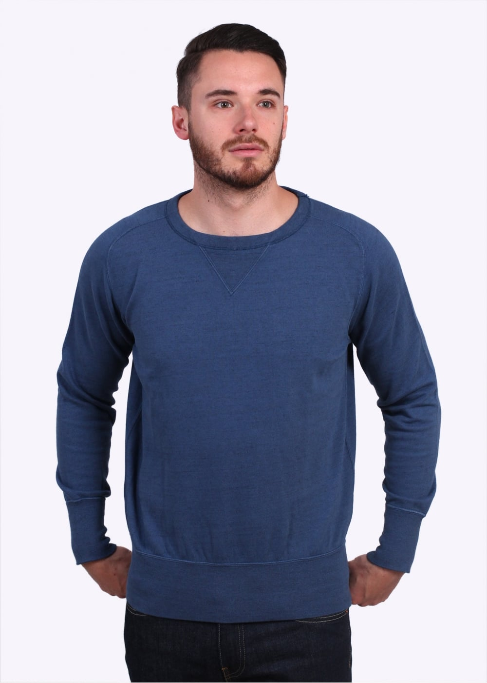 f28edcff Levi's Vintage Clothing Bay Meadows Sweatshirt - Blue Note