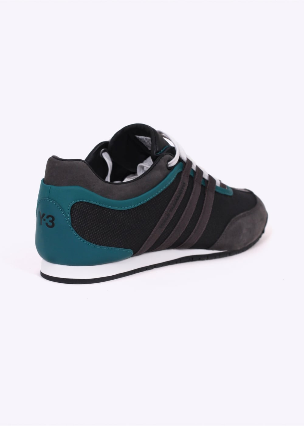 new arrival 5d560 8ea60 Boxing Trainers - Charcoal   Real Teal
