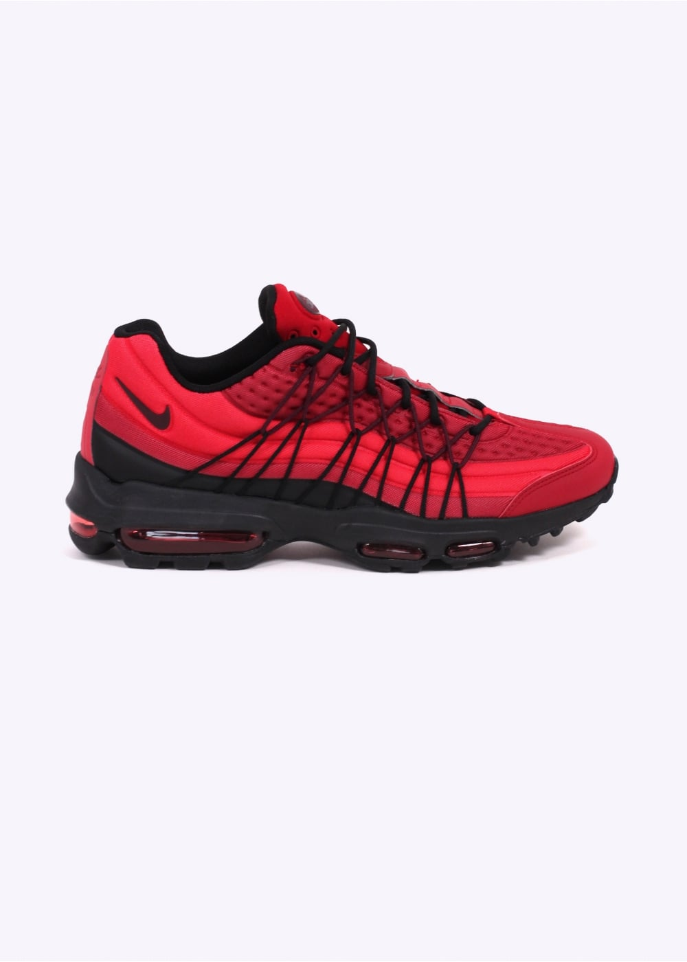 cfb12a52f5be Nike Footwear Air Max 95 Ultra SE - Gym Red - Trainers from Triads UK