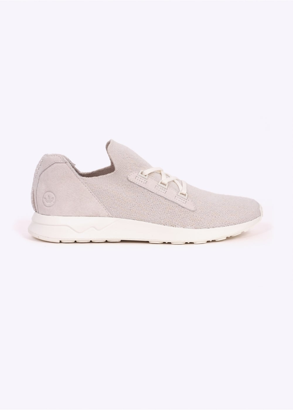 2c8416a7e adidas Originals Footwear x Wings   Horns ZX Flux PK - Off White ...