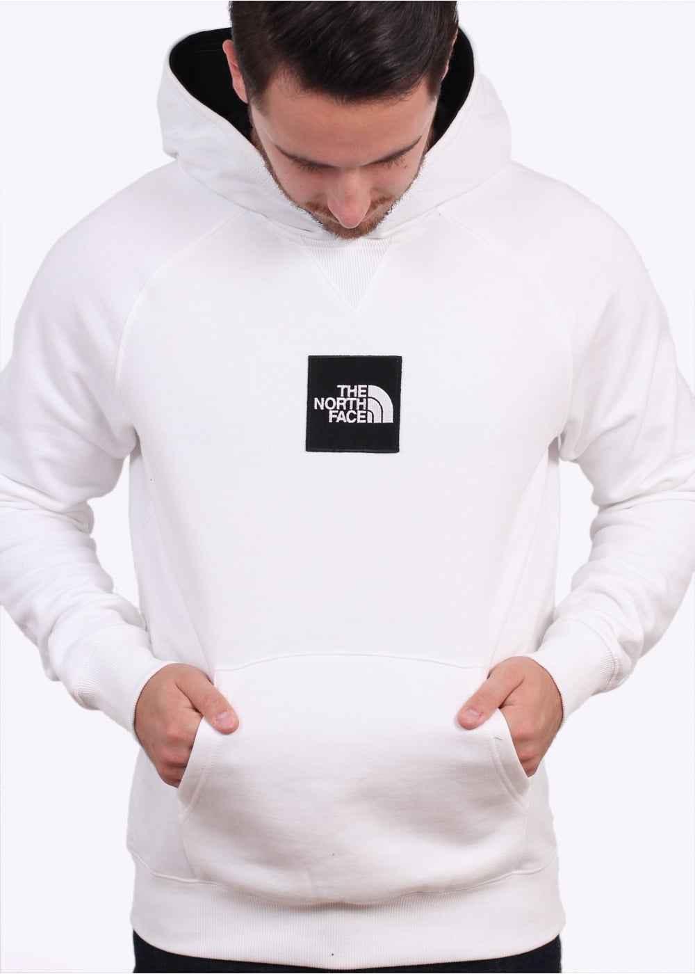 north face long hoodie