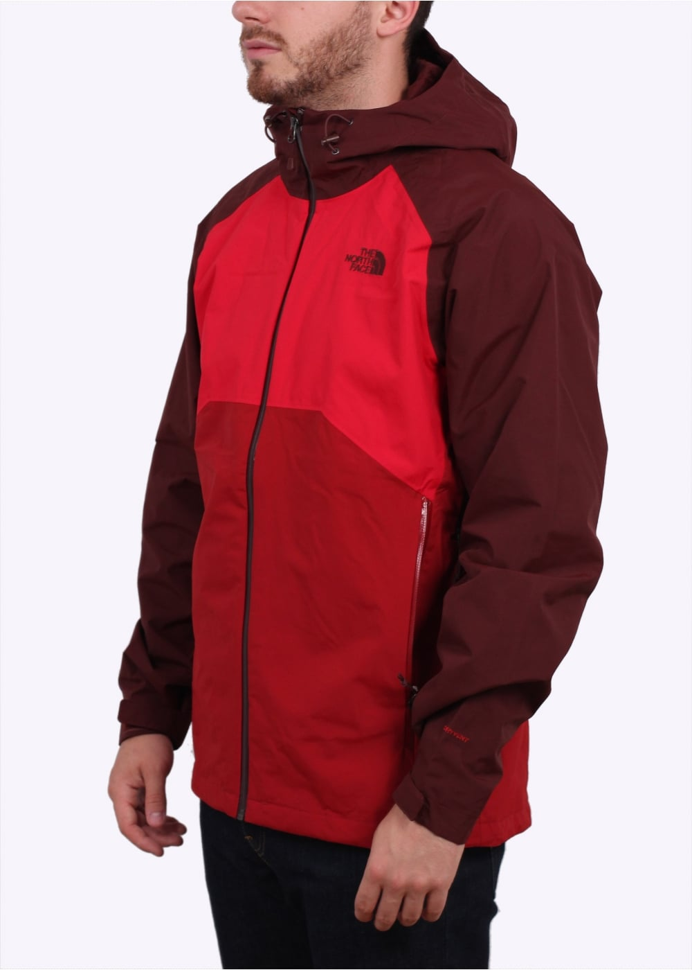 483fe48e6f0 ... australia womens stratos jacket the north face stratos jacket cardinal  red 929cc 6548e ...
