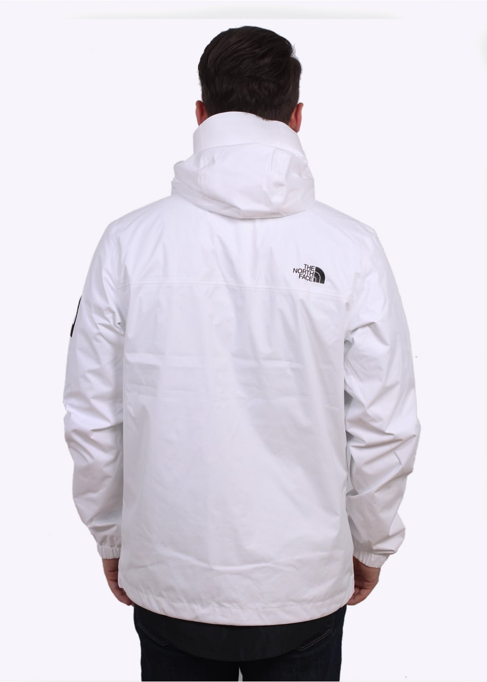 c5a59c614e8 The North Face Mountain Q Jacket - White - Jackets from Triads UK