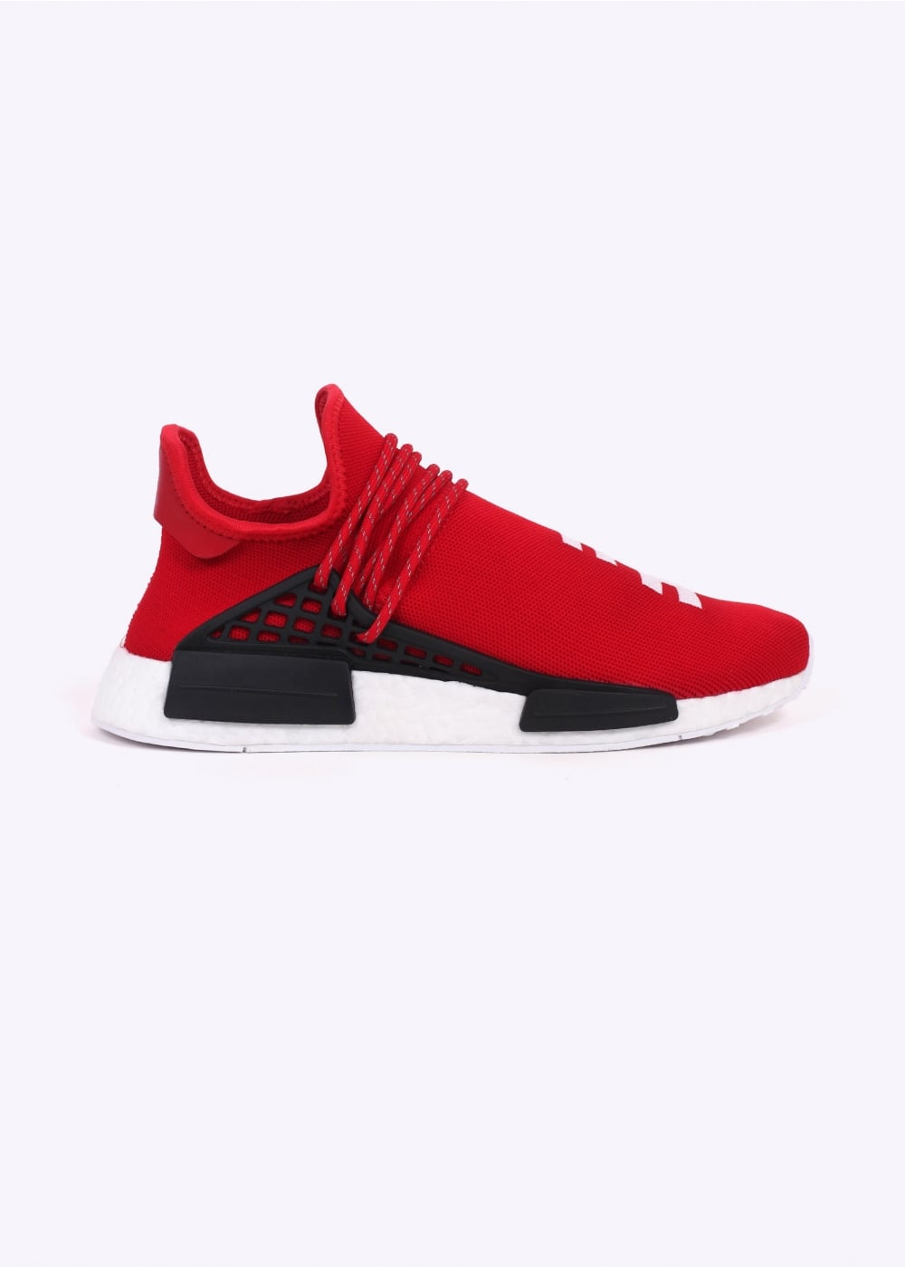 2d9b3807ad50 adidas Originals Footwear x PW Human Race NMD - Red - Triads Mens from  Triads UK