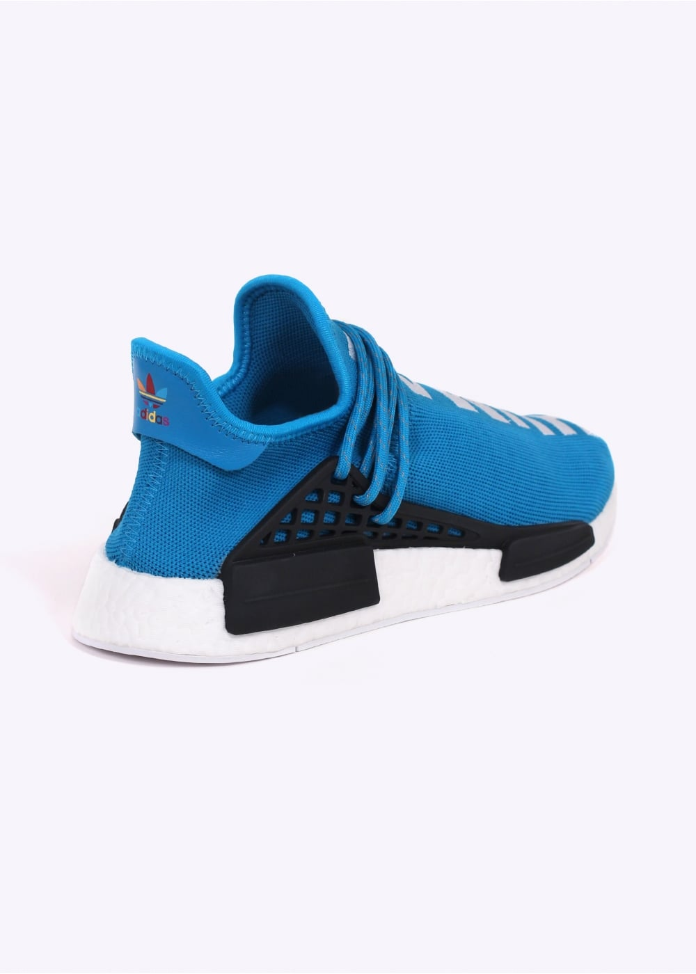 on sale 2133c c77ec adidas Originals Footwear x PW Human Race NMD - Light Blue
