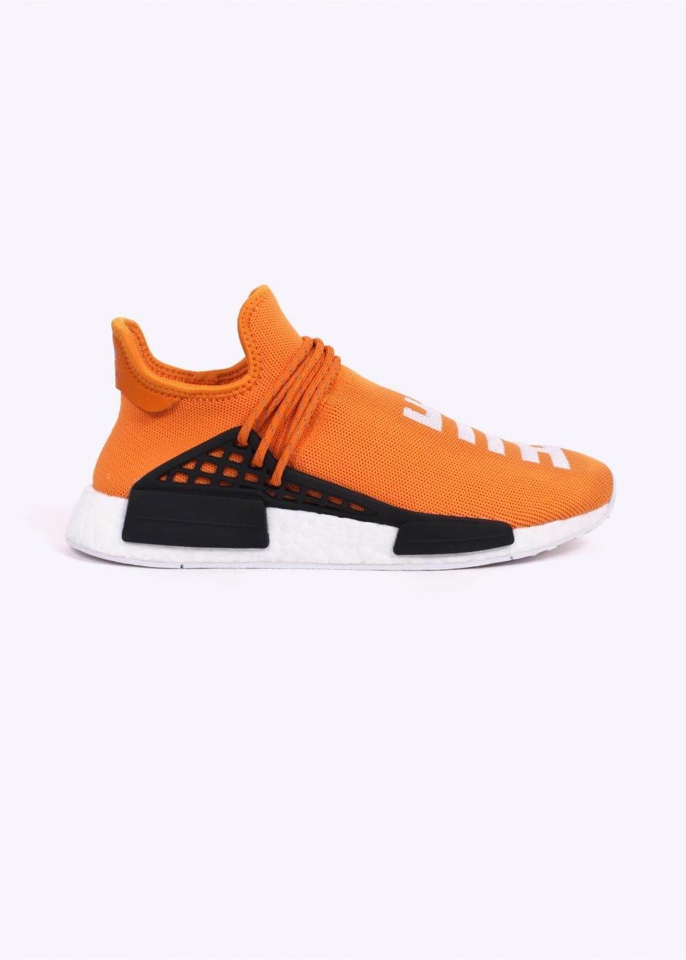 best service 07f4b 03223 adidas Originals Footwear x PW Human Race NMD - Yellow