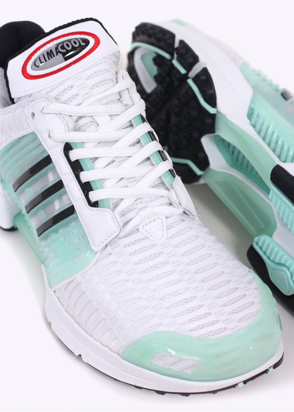new concept c8c56 9e2e2 adidas Originals Footwear Clima Cool 1 - White / Ice Green