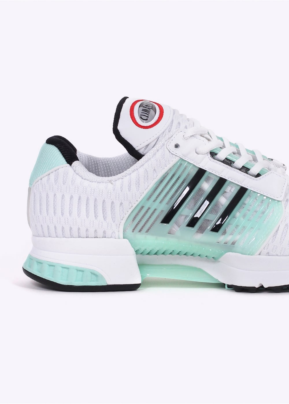 new concept fd237 b1655 adidas Originals Footwear Clima Cool 1 - White / Ice Green