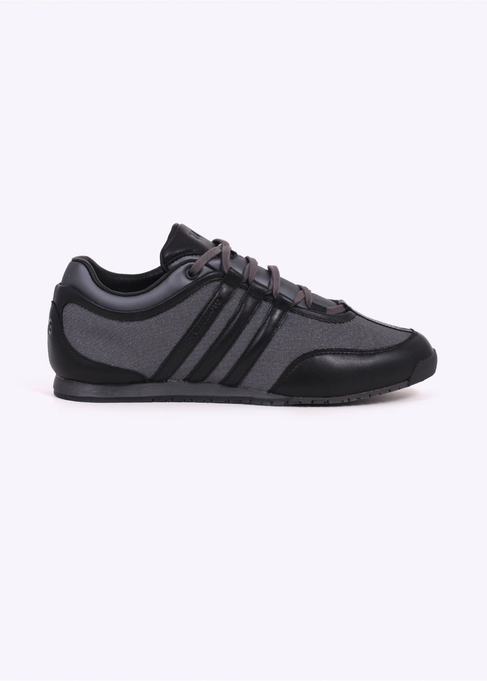 39f71293f7bd Y3   Adidas - Yohji Yamamoto Boxing Trainers - Black   Grey - Triads Mens  from Triads UK