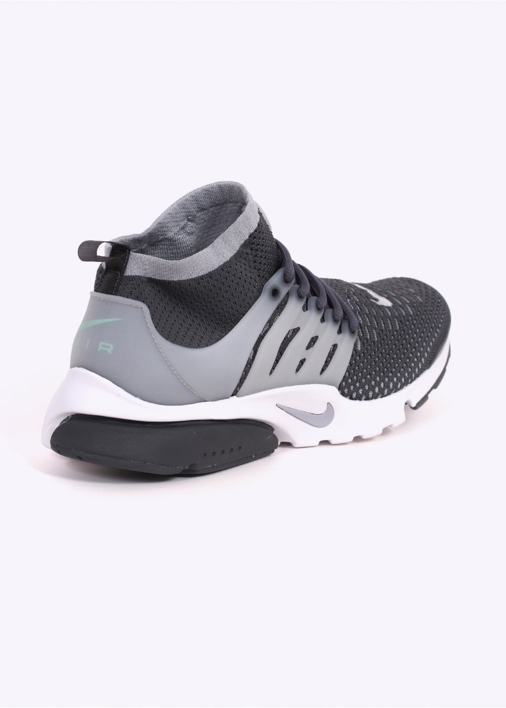 4ad49aa89802 Nike Footwear Air Presto Ultra Flyknit - Dark Grey   Grey - Trainers ...