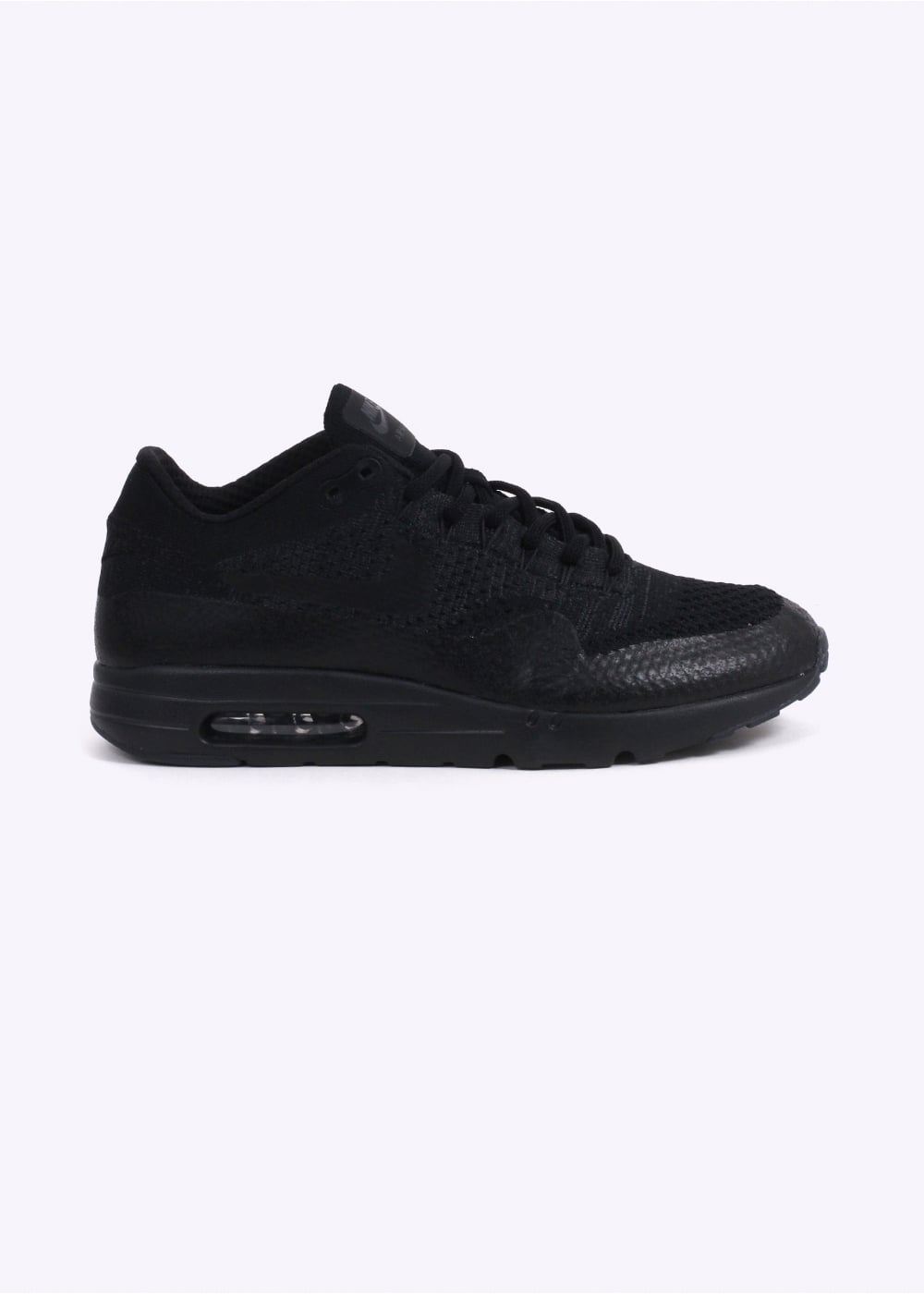 official photos 07571 0be2d Nike Footwear Air Max 1 Ultra Flyknit - Black