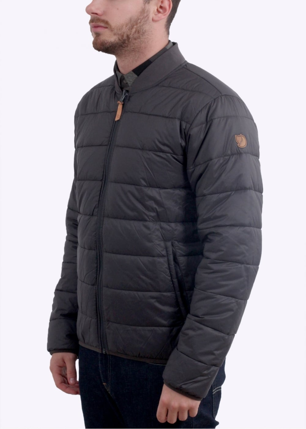 Fjallraven Ovik 3 in 1 Jacket Black